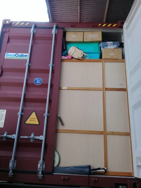RPJ ALABANG UNLOADING CONTAINER