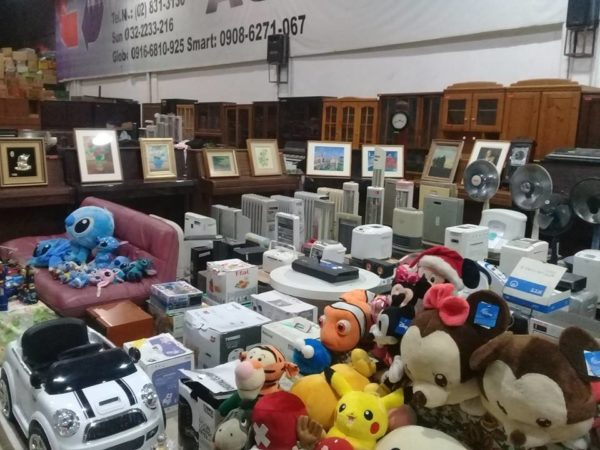 RPJ ALABANG FINAL DISPLAY FOR WEDNESDAY AUCTION