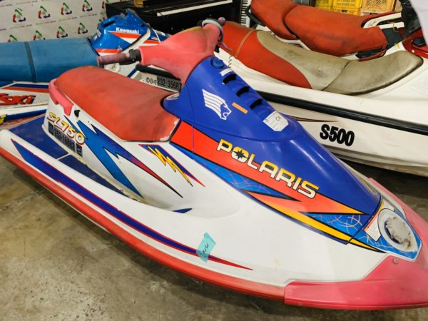 AS IS JETSKI SOLD FOR 61,000