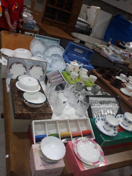 GIFT SETS DISPLAY SOLD FOR P12,000
